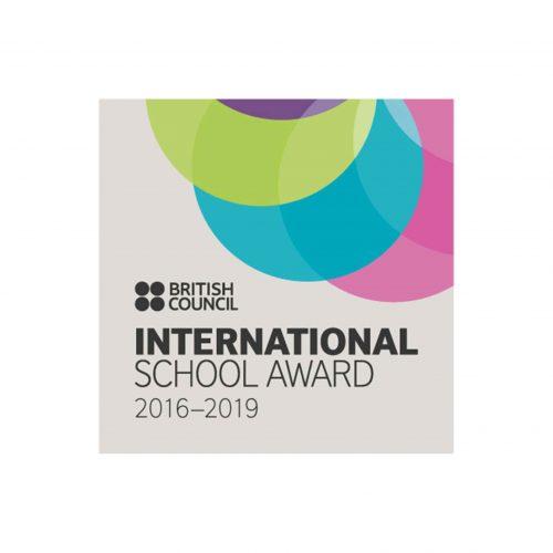 International School Award - 2016 - 2019