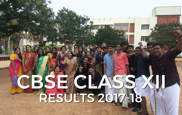 CBSE-12th Results 2017 -18