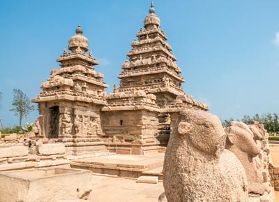 Shore Temple Mahabalipuram---To-upload