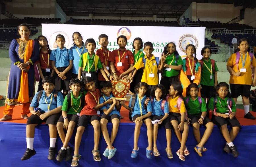 South-India-Yogasana-Championship