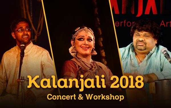 Kalanjali-2018 Cover Concert & Workshop