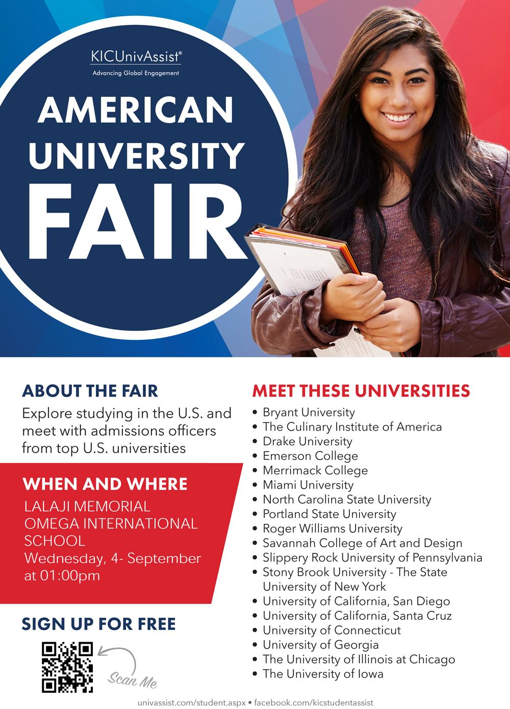 American University Fair