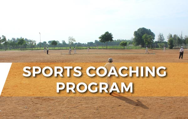 Sports-coaching