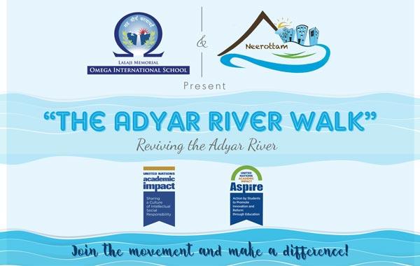 The-Adyar-river-walk