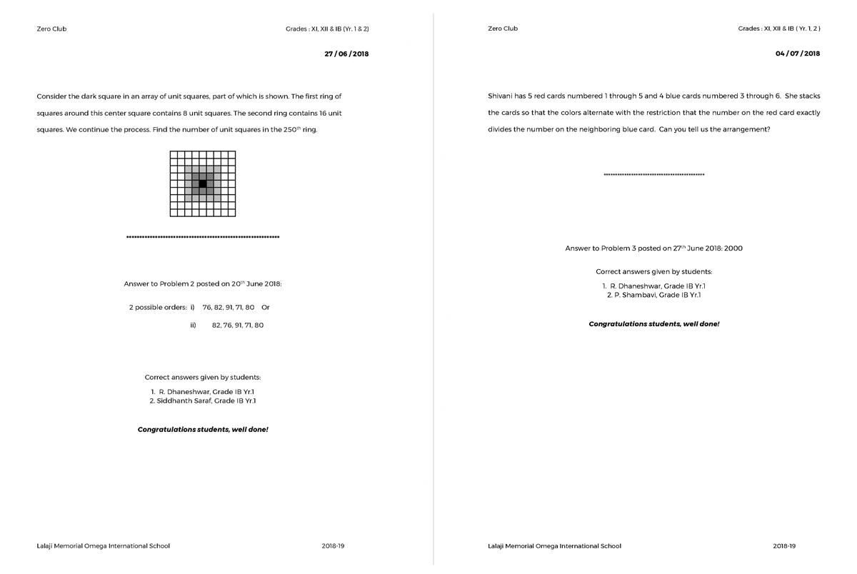 Weekly-Quiz