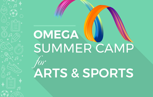 Omega Summer Camp for Arts & Sports
