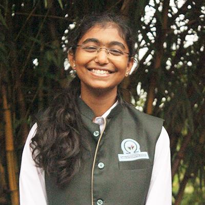 IB Representative Girl