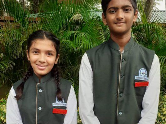 Atri Junior captains