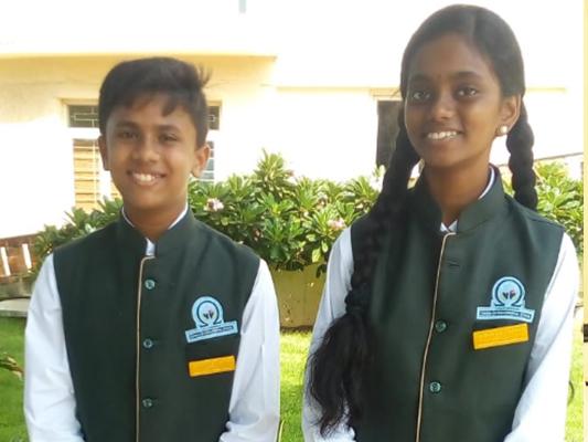 Vasishta Junior captains